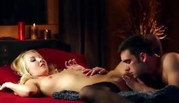 Decadent duett has a amazingly delicate spanking